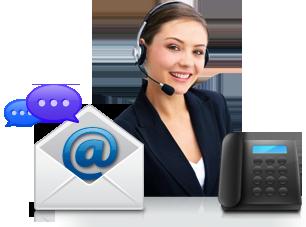 service client efficace pour aider à faire les facture et les devis
