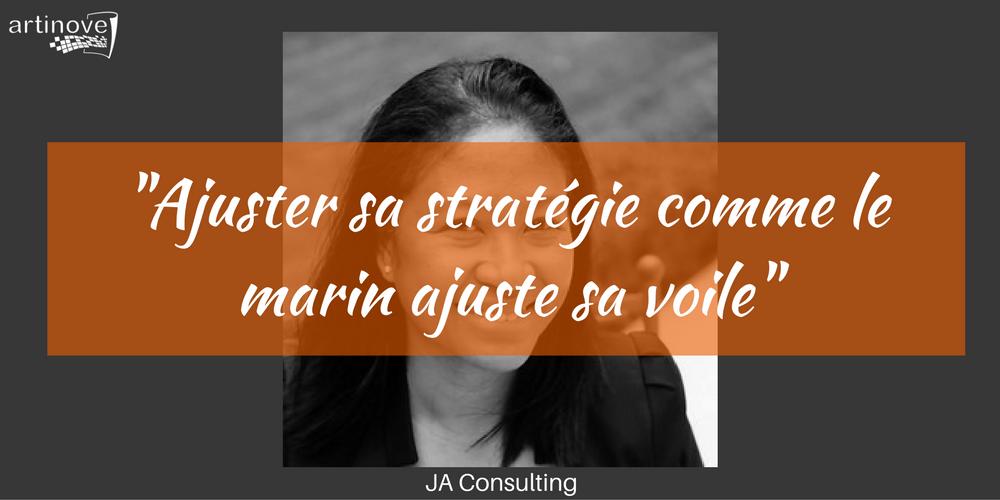 JA Consulting - Artiblog